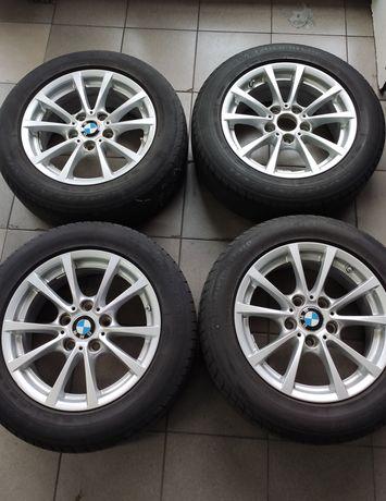 Koła 16' BMW F20 F30 z oponami letnimi i TPMS
