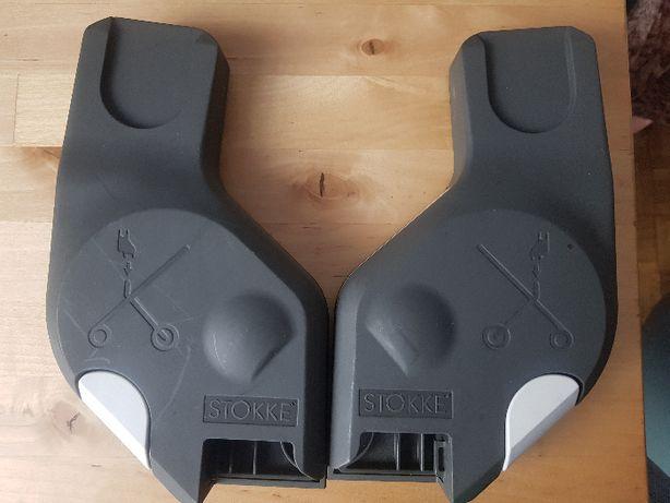 Adapter do fotelika BeSafe Izi GO X1 i wózka Stokke Scoot.