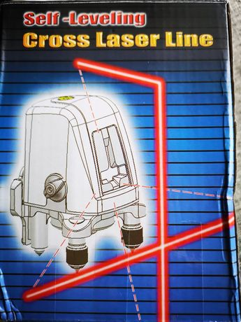 Lazer autonivelante