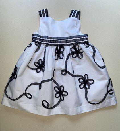 Платье для девочки нарядное 1,5-3 года
