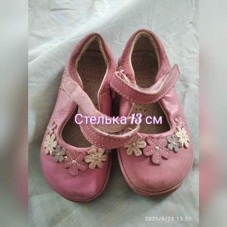 Обувь детская на разный возраст