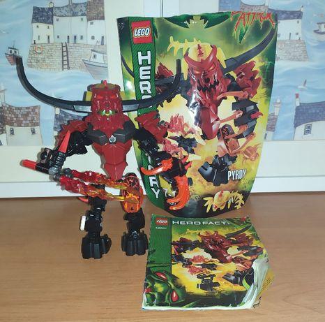 Zestaw Lego Hero Factory Pyrox 44001