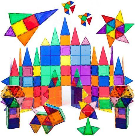 Магнитный конструктор PicassoTiles 100 180 60 Playmags 3D от 3-х лет