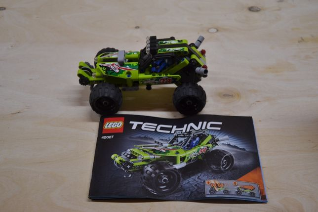 lego technic 42027 auto terenowe