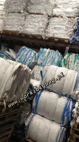 Worki Big Bag Bagi 145cm 500kg 750kg 1000kg Na zboze PŁODY ROLNE