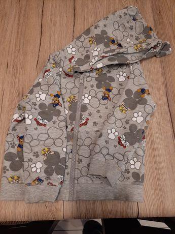 Bluza na zamek Psi Patrol 92