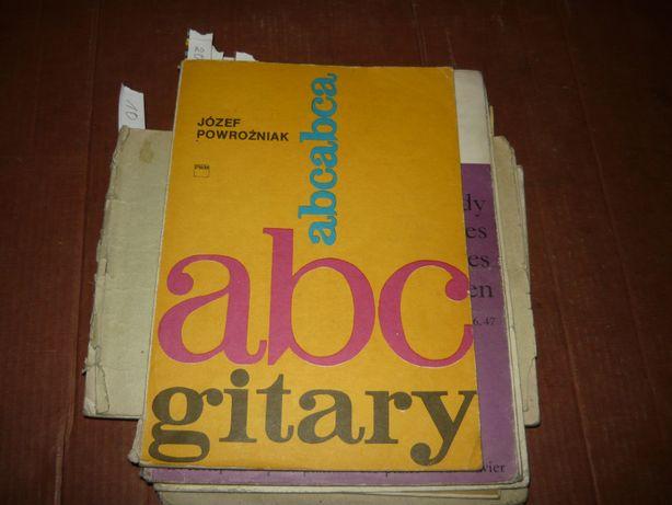 ABC gitary Powroźniak