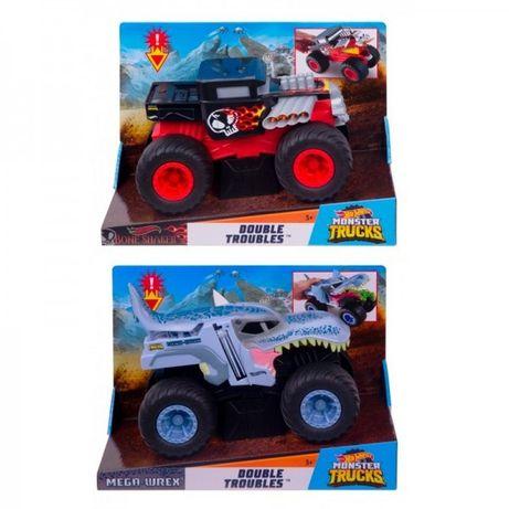 Машинка Джип Hot Wheels Monster Trucks GCG06.