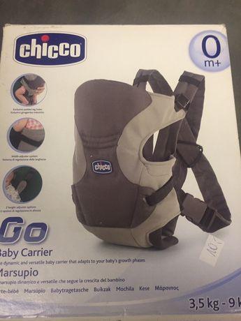 Рюкзак кенгуру Chicco в ідеальному стані використовувпли разв 5