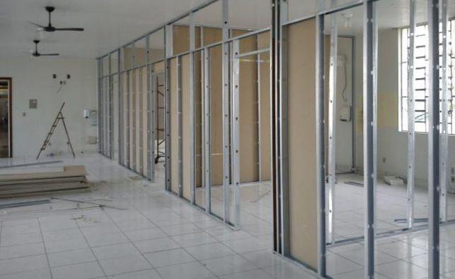 Realizo Trabalho de Drywall