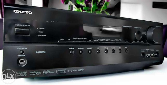 Amplituner Onkyo TX SR 307 HDMI wzmacniacz kino domowe