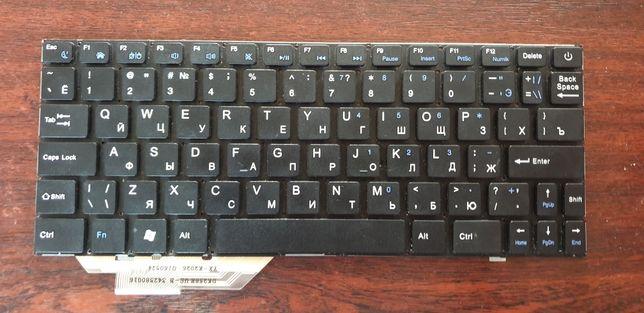 Prestigio 116a клавиатура полурабочая