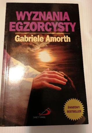 Gabriele Amorth książka Wyznania egzorcysty