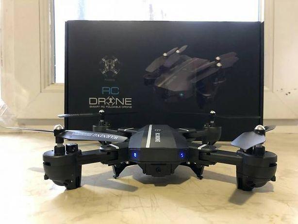 (Управлени через тел.) / Drone RC - квадрокоптер / Хит 2019, вертолет