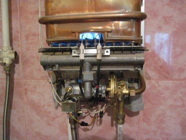 Ремонт,обслуживание- газовых котлов колонок.