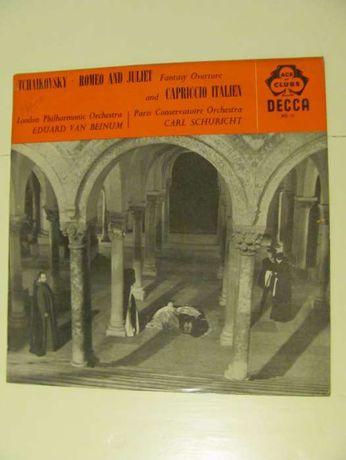 LP Vinil DECCA, Italian Concerto de Bach