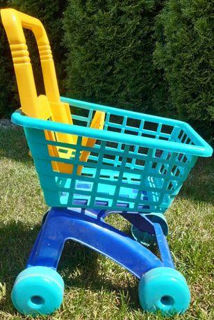 Dziecięcy koszyk wózek na zakupy