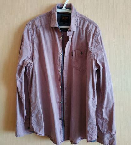 Мужская рубашка PME LEGEND American Classic (XL) 100% cotton Оригинал!