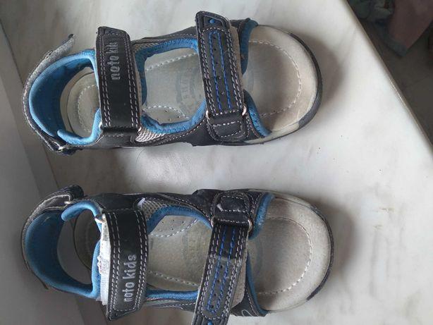 Sandałki r 29 chłopięce