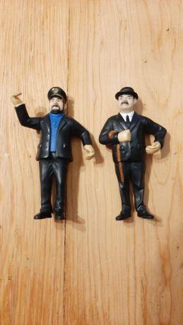 Figurki McD z bajki Tintin