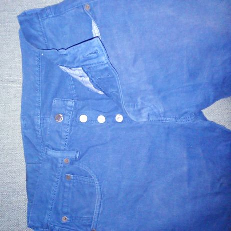 Jeansy Levis 501