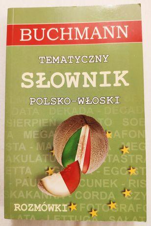 Tematyczny słownik polsko-włoski