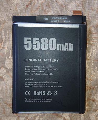 BAT17S605580 Акамуляторная батарея Doogee S60