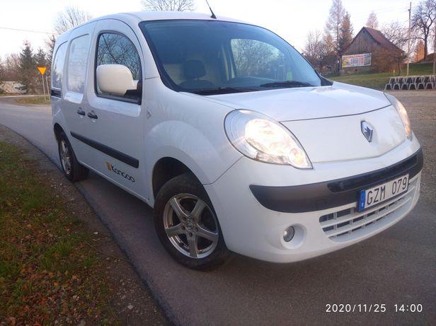 Renault Kangoo 1.5dci ładne zdrowe niski przebieg opłacone faktura