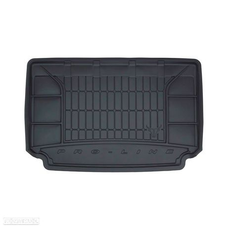 Tapete para mala em borracha para Ford B-Max de 2012 a 2017   Mitrosport