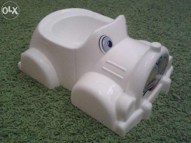 Penico de Criança em forma de carro