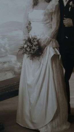 Suknia ślubna EVA SASS