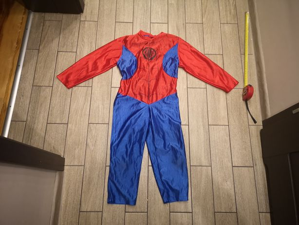 Strój Spider-Mana Spiderman roz.3-4 lata(98-104cm)