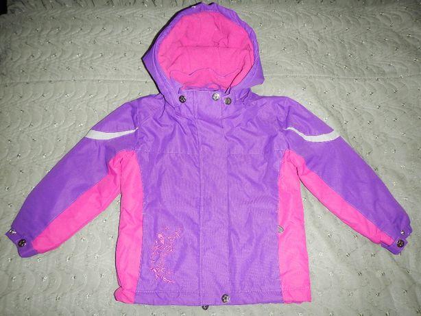 Куртка dimension р.110см(4-5лет)