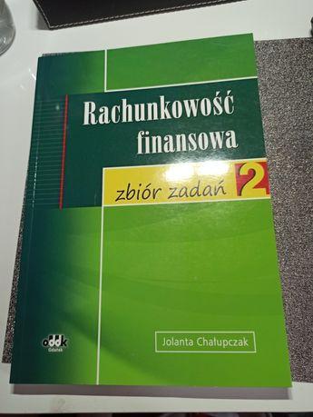 Książka Rachunkowość finansowa