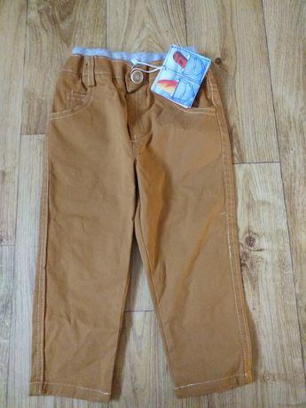 Фирменные штаны на мальчика Испания  1.5 года новые