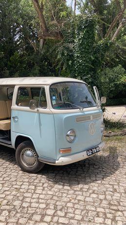 Aluguer com condutor - Volkswagen - Pão de forma