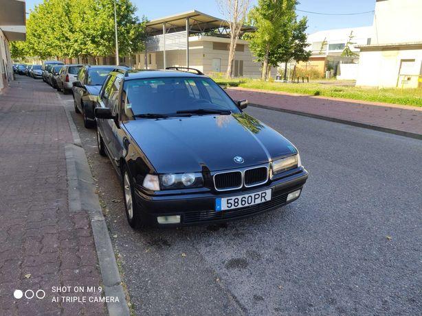 BMW 325 TDS Fase 2