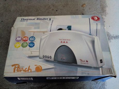 Термопереплет Peach Thermal Binder PB200-61