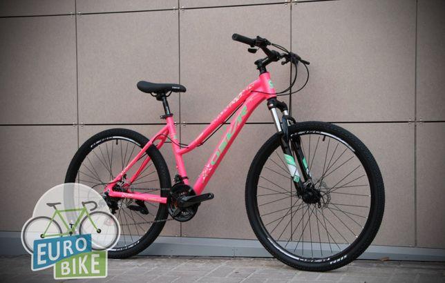 Женский велосипед Oskar Scarp 27.5 ardis formula optima leon titan gt