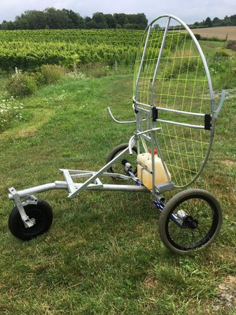 Trajka PPG wózek