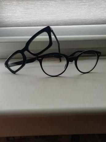 Имиджевые очки.