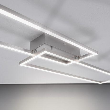 Paul Neuhaus minimalistyczna lampa sufitowa LED INIGO 14012-5 patyk