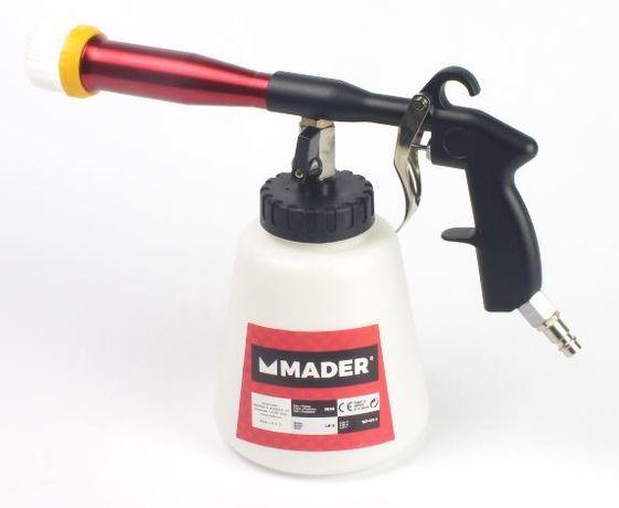 Pistola de Lavar Tornador Ponteira Metal