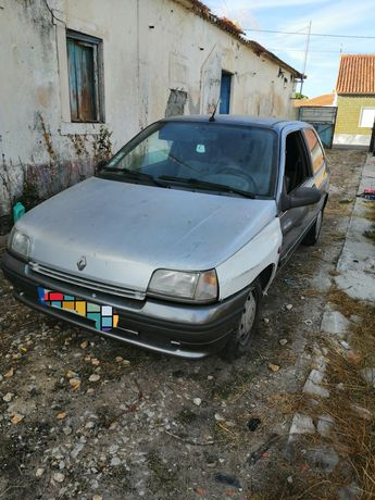 Renault Clio 1.9 Diesel 2 lugares Boa mecânica