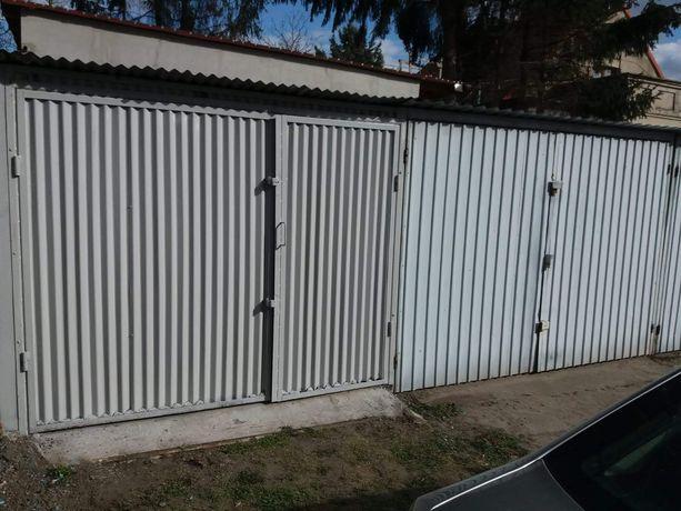 Do wynajecia garaż blaszany