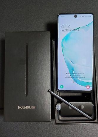 Продам телефон SAMSUNG Note10 Lite