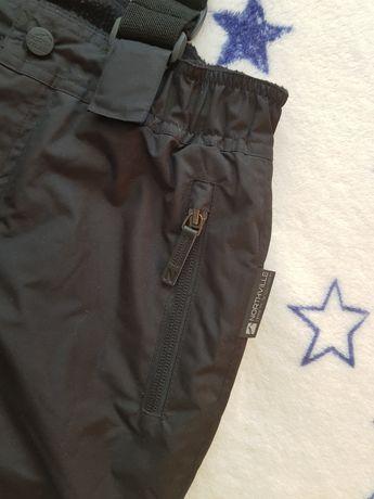 C&A spodnie narciarskie, zimowe 104 wzrostu.