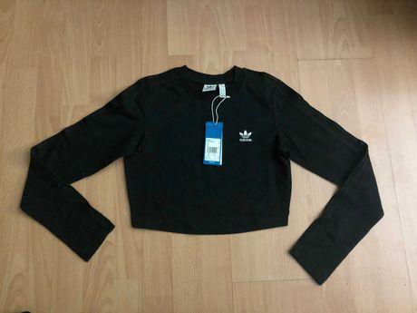 Crop bluzka damska Adidas 34, 36, 42