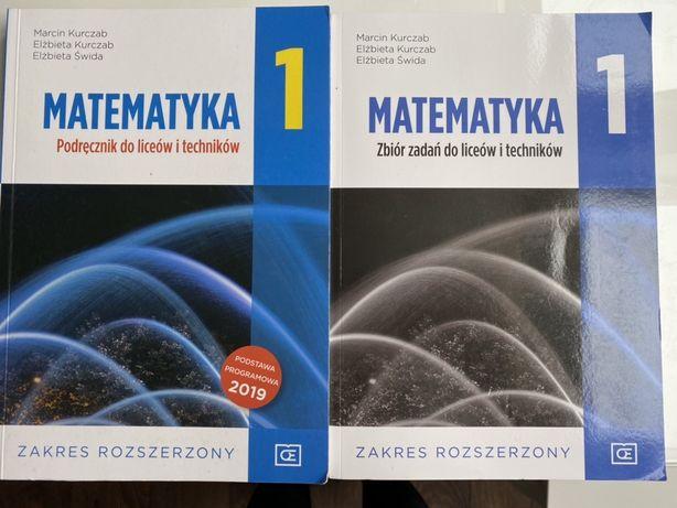 """Podręcznik """"Matematyka 1 zakres rozszerzony"""""""