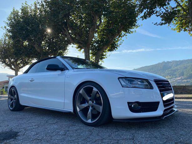Audi a5 cabio nacional